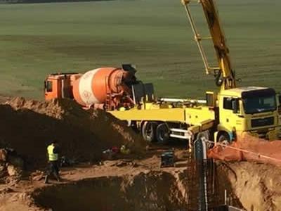 pompowanie betonu 1